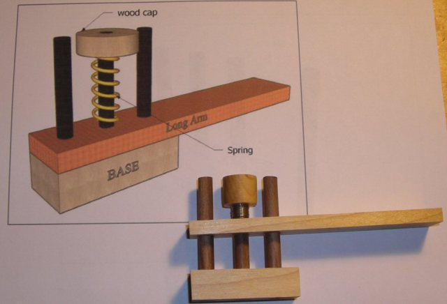 String marking jig