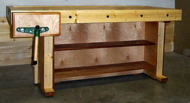 Workbench, when it was first built
