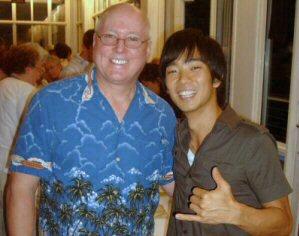 Neal and Jake Shimabukuro Summer 2008