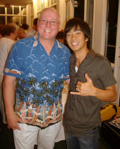 Meeting Jake Shimabukuro 2008