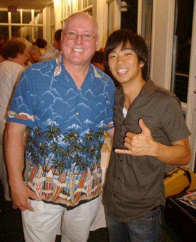 Meeting Jake Shimabukuro 2008