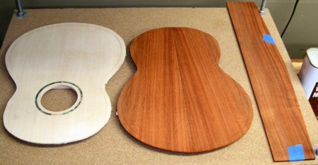 Lutherie: building stringed instruments