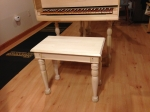 Harpsichord Completed Bench
