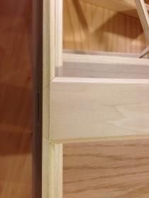 Case Mouldings Close Up