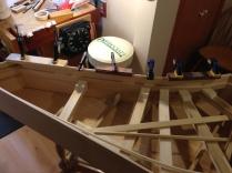 Installing the Bentside Moulding
