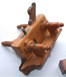 Mathieson Screw-Arm Plough Plane