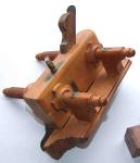 Mathieson Screw-Arm Plough Plane