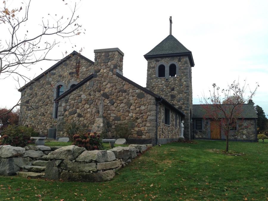 Chapel at Enders Island