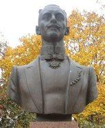V. V. Andreev Monument