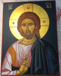 Christ Pantocrator icon