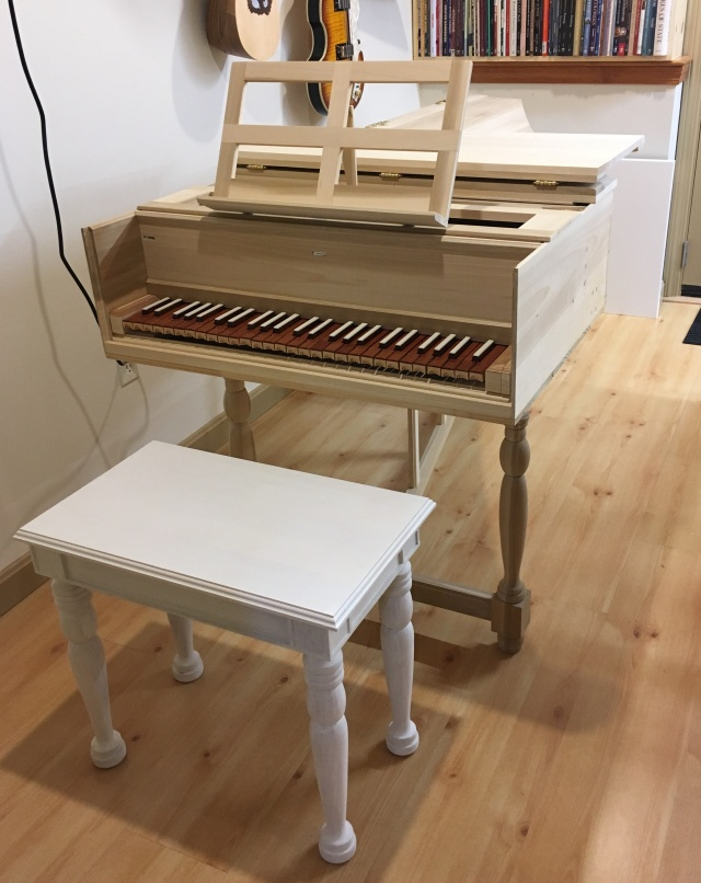Current State of Harpsichord