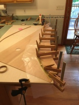 Gluing the 8' Bridge